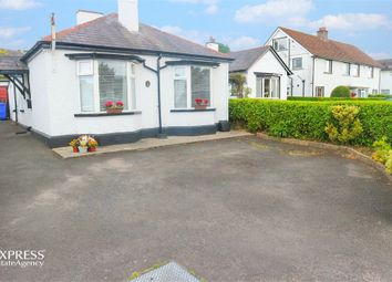 Thumbnail 2 bed detached bungalow for sale in Killaughey Road, Donaghadee, County Down
