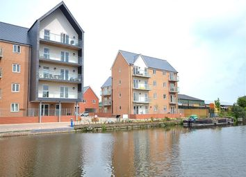 Thumbnail 2 bed flat to rent in Cressy Quay, Indigo Wharf, Navigation Road, Chelmsford