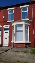 Thumbnail 3 bed terraced bungalow to rent in Tabley Road, Liverpool
