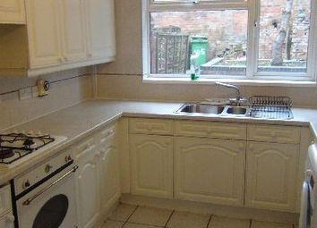 Thumbnail 3 bedroom terraced house to rent in Ilkeston Road, Lenton