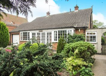 Thumbnail 3 bed detached bungalow for sale in Sutton Lane, Sutton, Retford