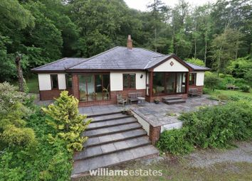 Thumbnail 4 bed detached bungalow for sale in Cefn Bychan Road, Pantymwyn, Mold