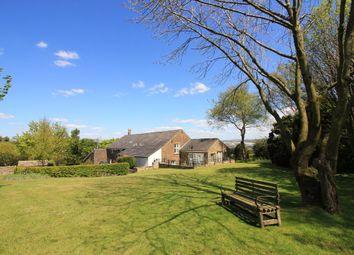 Thumbnail 5 bedroom farmhouse for sale in Meadow Head Lane, Darwen