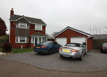Thumbnail 4 bedroom detached house for sale in Kilmore Close, Aintree, Liverpool