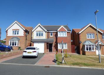 4 bed detached house for sale in Torrance Close, Ashington NE63