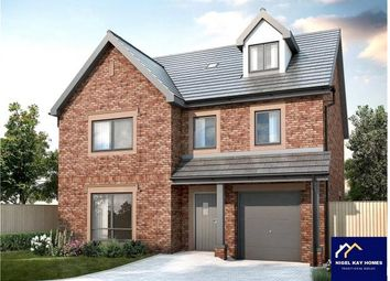Thumbnail 4 bedroom detached house for sale in Plot 18 The Wastwater, Birks Road, Cleator Moor, Cumbria