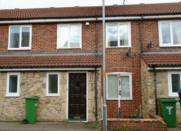 Thumbnail 3 bed terraced house to rent in Perrystone Mews, Bedlington