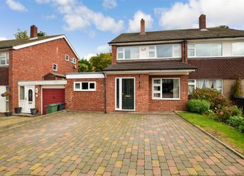 4 bed semi-detached house for sale in Drudgeon Way, Bean, Dartford, Kent DA2