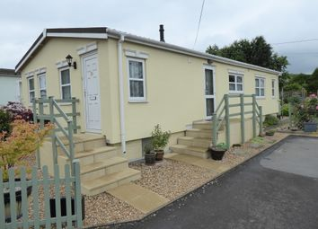 Thumbnail 2 bed mobile/park home for sale in Heath Farm Park, Barford St Martin