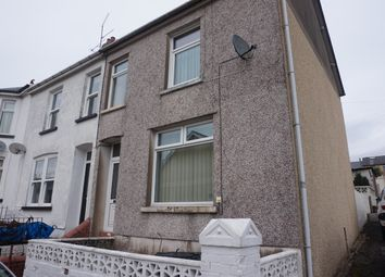 Thumbnail 3 bed end terrace house for sale in New James Street, Blaenavon, Pontypool