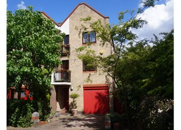 Thumbnail 3 bed end terrace house for sale in Bywater Place, Rotherhithe