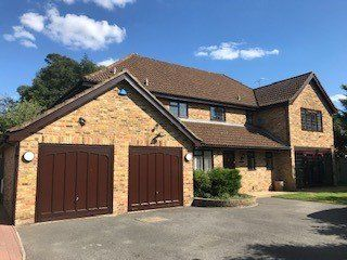 Thumbnail 5 bed detached house for sale in St Huberts Close, Gerrards Cross, Buckinghamshire