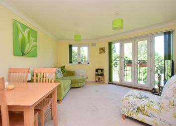 Thumbnail 1 bed flat for sale in Sherwood Avenue, Larkfield, Aylesford, Kent