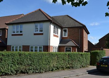 Thumbnail 4 bed detached house for sale in Clover Avenue, Bishop's Stortford