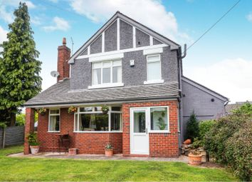 Thumbnail 3 bed detached house for sale in Hollington Road, Upper Tean, Stoke-On-Trent