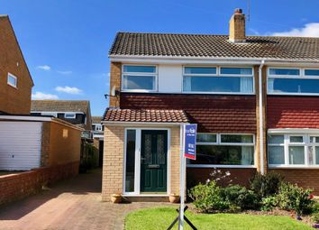 Thumbnail 3 bedroom semi-detached house for sale in Geltsdale, Acklam, Middlesbrough