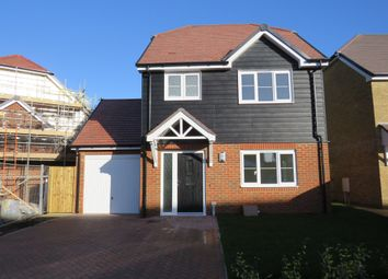 Thumbnail 3 bed detached house for sale in Great Easthall Way, Sittingbourne, Sittingbourne
