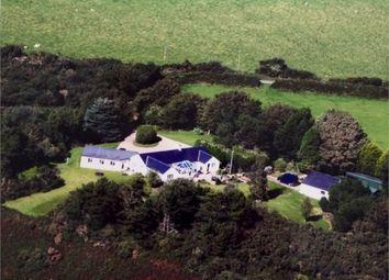 Thumbnail 6 bed detached bungalow for sale in Rhydyclafdy, Pwllheli, Gwynedd
