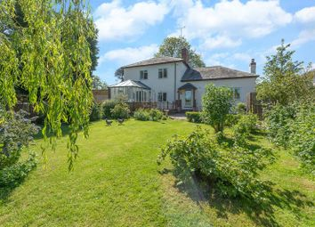 Thumbnail 5 bed detached house for sale in Barrow Road, Burton-On-The-Wolds, Loughborough