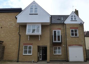 Thumbnail 3 bed town house for sale in Railway Street, Hertford