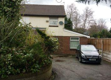 Thumbnail 2 bedroom semi-detached house for sale in Foxley Walk, Manchester