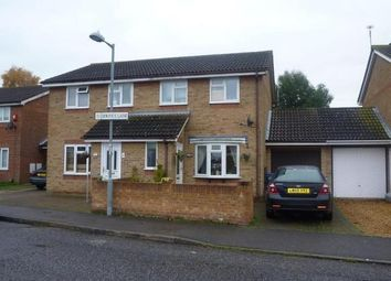 Thumbnail 3 bedroom terraced house to rent in Sprites Lane, Sproughton, Ipswich