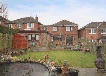 Thumbnail 4 bed detached house for sale in Netherfields Crescent, Dronfield, Derbyshire
