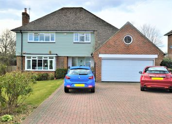 Thumbnail 4 bed detached house for sale in The Peak, Rowland's Castle