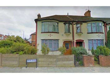 Thumbnail 3 bed end terrace house to rent in Spur Road, London