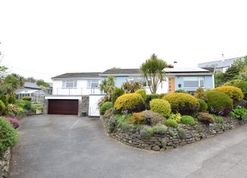 Thumbnail 4 bed bungalow for sale in Lynstone, Bude
