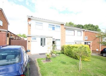 Thumbnail 3 bed detached house for sale in Broadacres, Guildford, Surrey