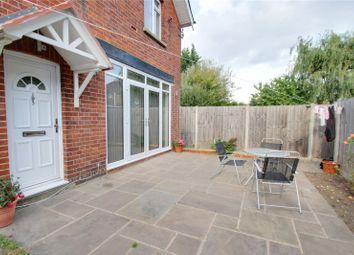 Thumbnail 2 bed detached house to rent in Rusham Park Avenue, Egham, Surrey