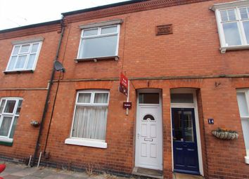 3 bed terraced house to rent in Lytton Road, Clarendon Park, Leicester LE2
