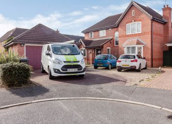 Thumbnail 4 bed detached house for sale in Bramblewick Drive, Derby, Derby