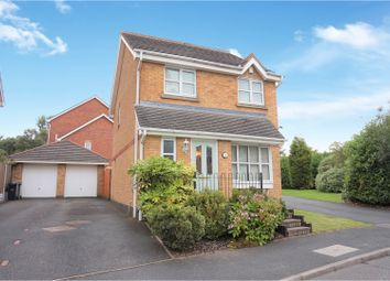Thumbnail 3 bed detached house for sale in The Shrubbery, Dudley