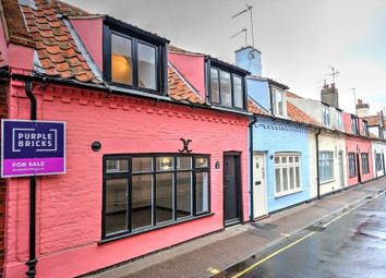 Thumbnail 2 bed terraced house for sale in Church Street, Southwold