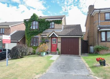 Thumbnail 3 bed detached house for sale in Oak Road, Grassmoor, Chesterfield