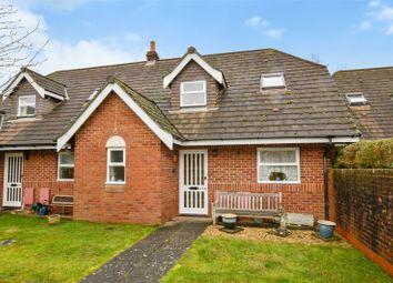 Thumbnail 3 bed semi-detached house for sale in Garden Court, Riverside Road, West Moors, Ferndown