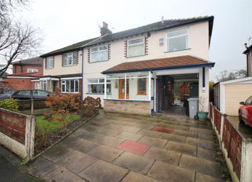 Thumbnail 3 bed semi-detached house for sale in Leamington Road, Urmston, Manchester