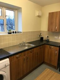 Thumbnail 1 bed flat to rent in Stansgate Road, London