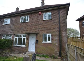 Thumbnail 3 bed semi-detached house to rent in Wendling Close, Bentilee, Stoke-On-Trent