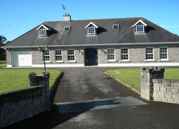 Thumbnail 5 bed detached house for sale in Cloverfield House, The Walk, Roscommon, Roscommon