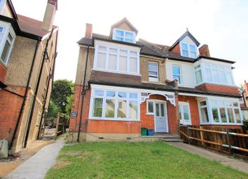 Thumbnail 1 bed flat to rent in Blenheim Crescent, South Croydon, Surrey
