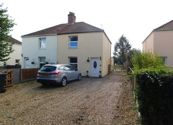 Thumbnail 3 bed semi-detached house for sale in Gunton Road, Wymondham