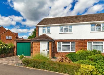 Thumbnail 3 bed semi-detached house for sale in Ashbrook Road, Old Windsor, Berkshire