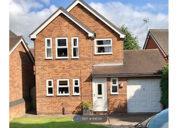 Thumbnail 4 bed detached house to rent in Kirkstead Close, Derby