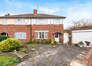Thumbnail 3 bed semi-detached house for sale in Rodney Close, Pinner