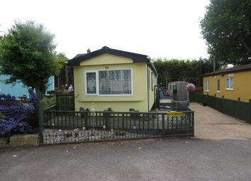 Thumbnail 2 bed mobile/park home for sale in Marlborough Drive, Ringswell Park, Exeter