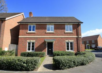 Thumbnail 4 bed detached house for sale in Coldeast Way, Sarisbury Green, Southampton