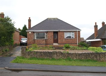 Thumbnail 2 bedroom detached bungalow to rent in Wood Lane, Newhall, Swadlincote, Derbyshire